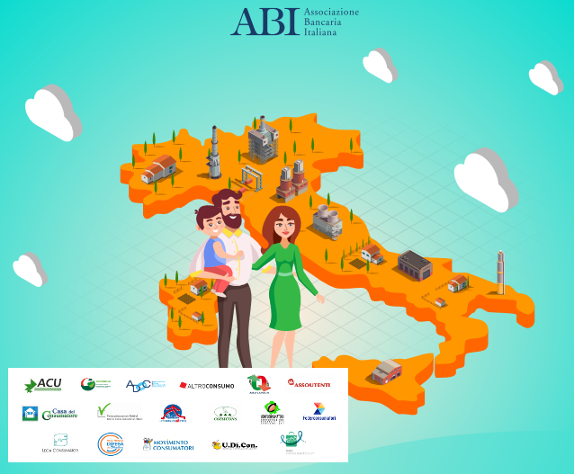 """Versione aggiornata infografica PIR _ """"Progetto Trasparenza Semplice"""" Ambito strumenti info educativi diretti alla clientela retail"""
