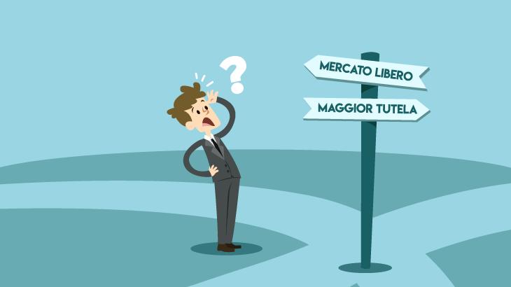 Mercato libero VS Mercato tutelato: la posizione dell'Adoc