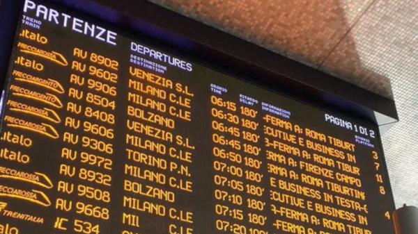 Più tutele e garanzie per i pendolari ferroviari italiani