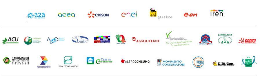 CONSUMATORI: LE MAGGIORI AZIENDE DEI SETTORI ENERGETICO, IDRICO E DEL TELERISCALDAMENTO IN ITALIA SIGLANO IL PROTOCOLLO UNICO PER LA CONCILIAZIONE PARITETICA